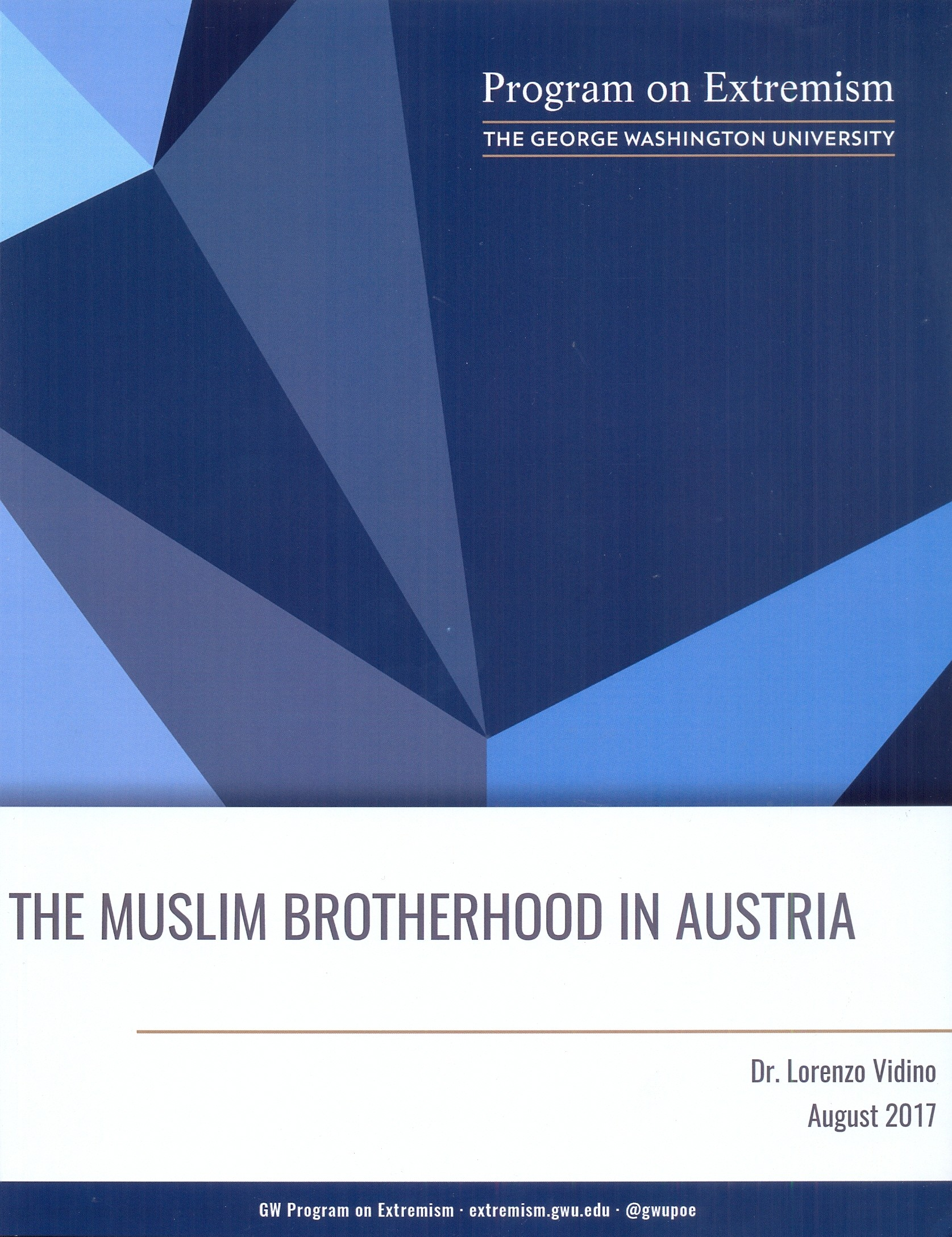 The muslim brotherhood in Austria