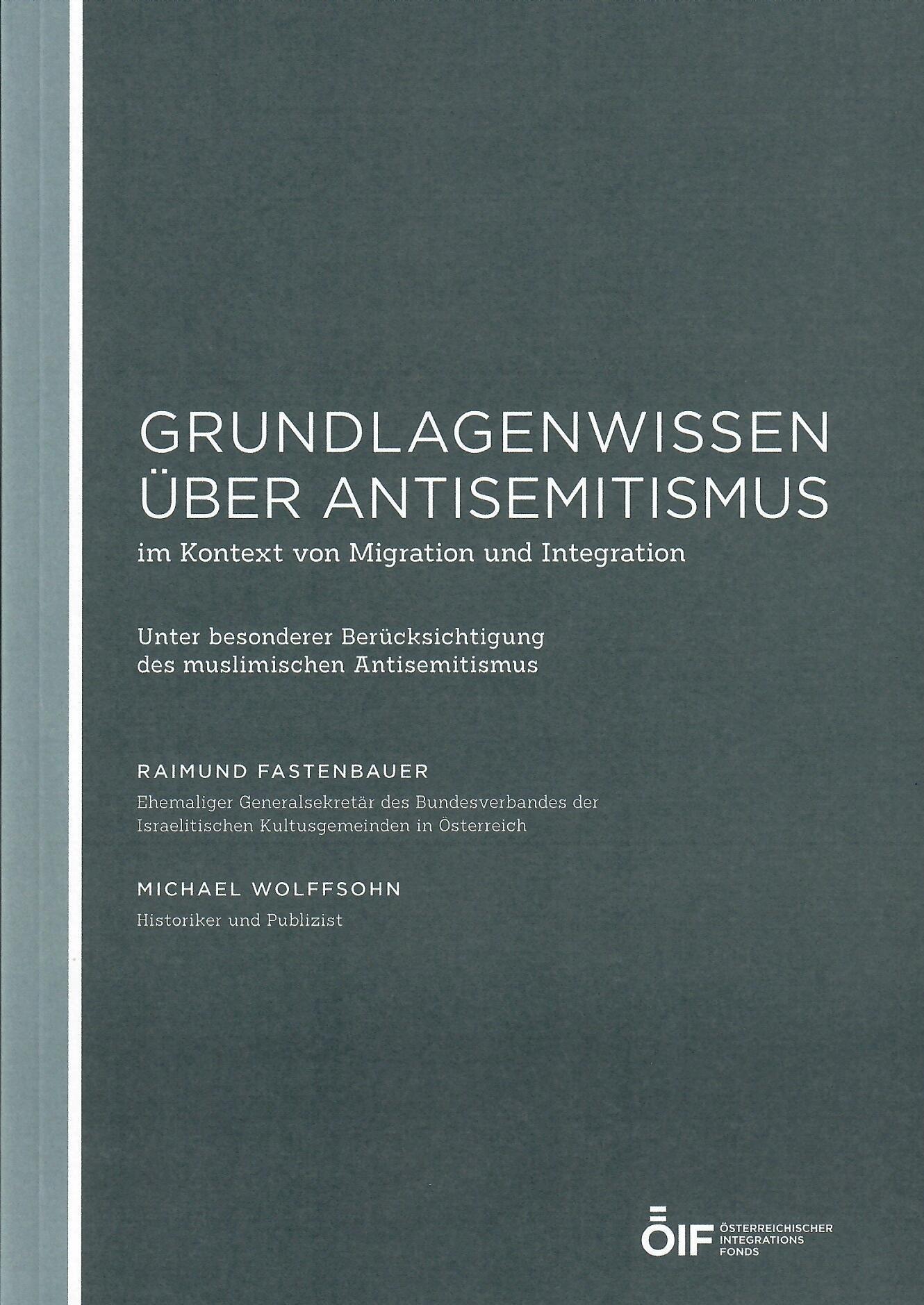 Grundlagenwissen über Antisemitismus