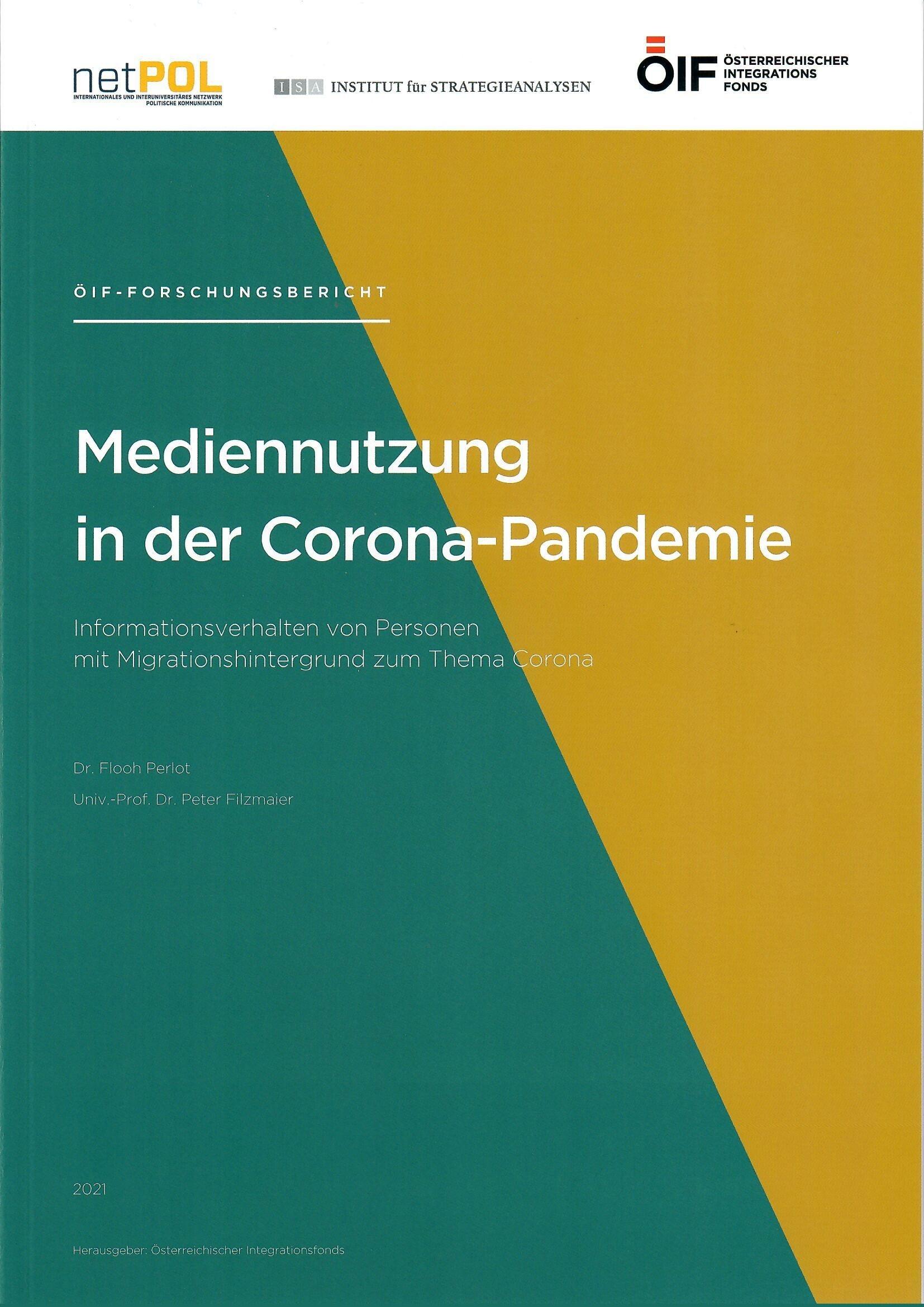 Mediennutzung in der Corona-Pandemie