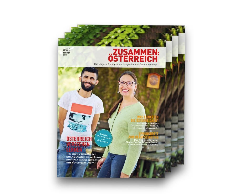 Zusammen:Österreich Magazin