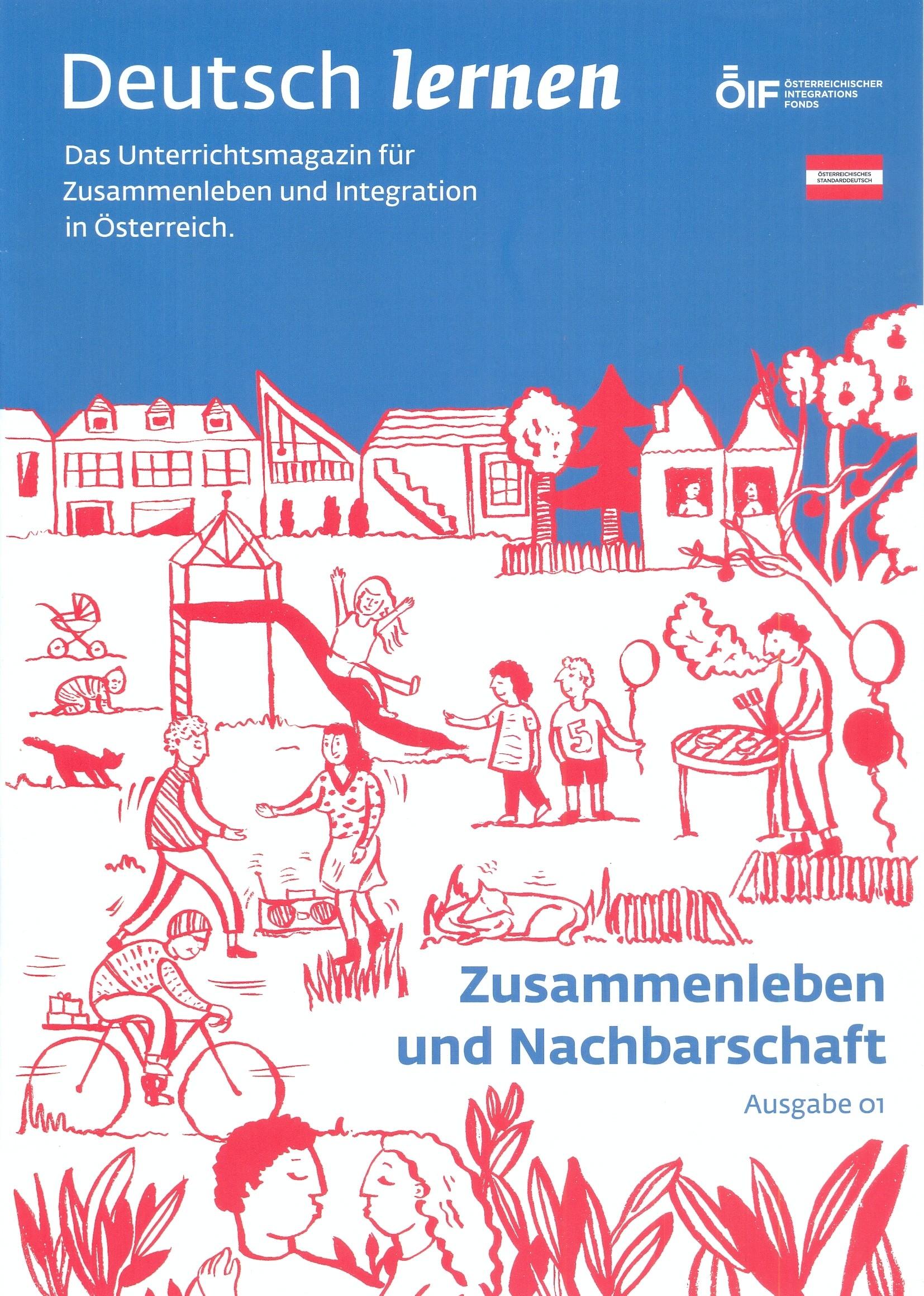 Unterrichtsmagazin Deutsch lernen Ausgabe 01