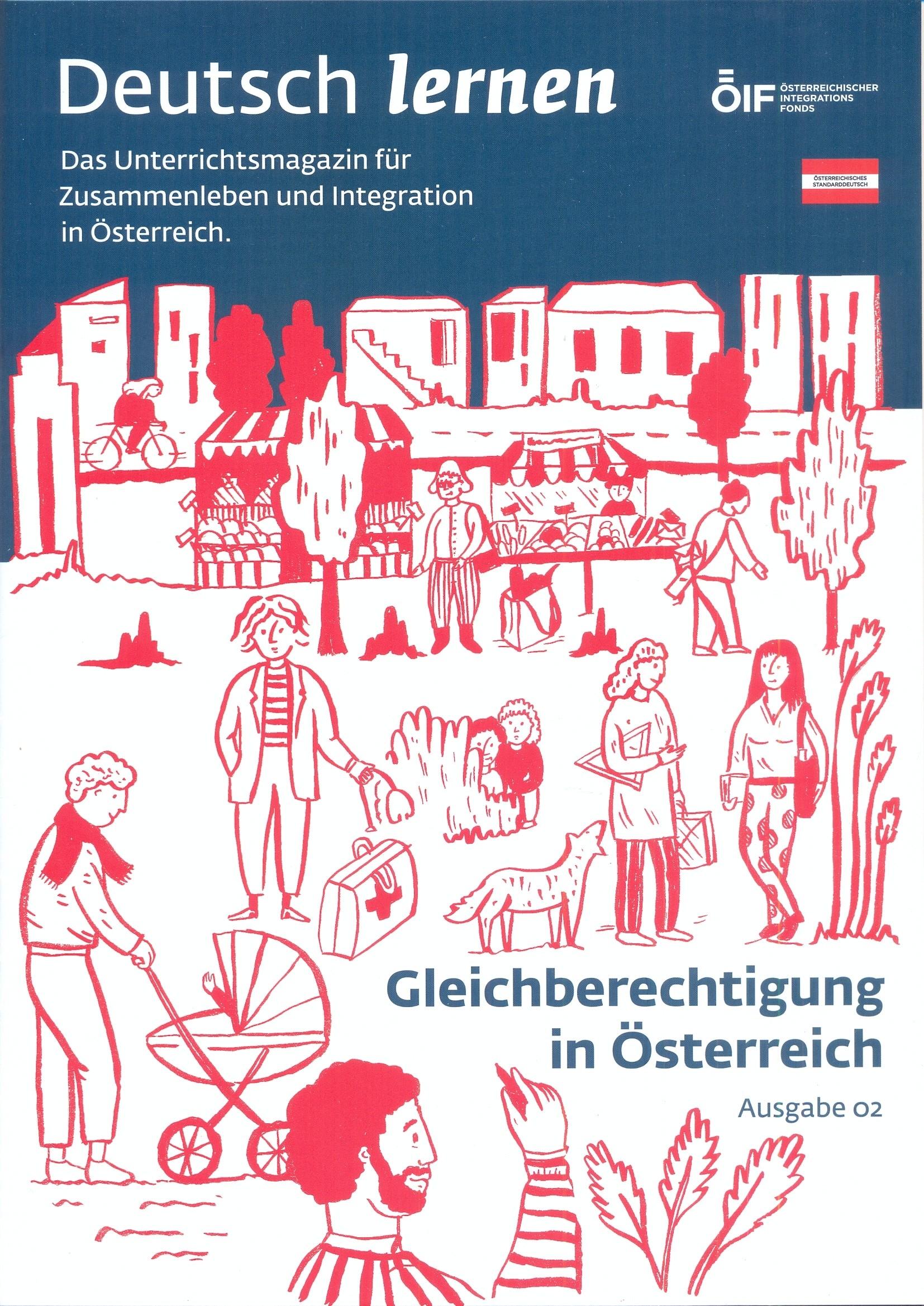 Unterrichtsmagazin Deutsch lernen Ausgabe 02
