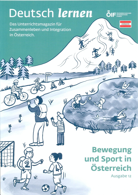Unterrichtsmagazin Deutsch lernen Ausgabe 12