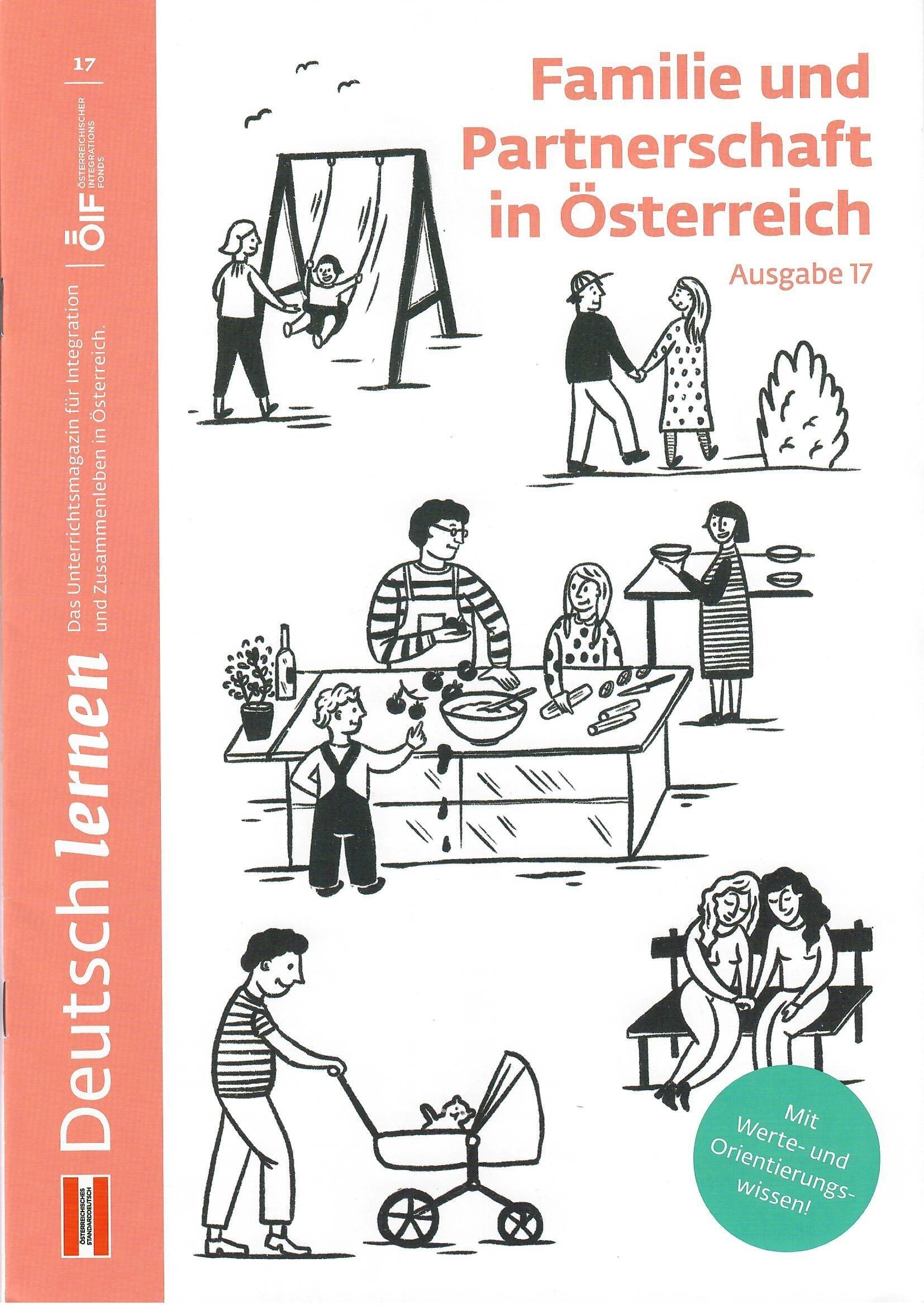 Unterrichtsmagazin Deutsch lernen Ausgabe 17
