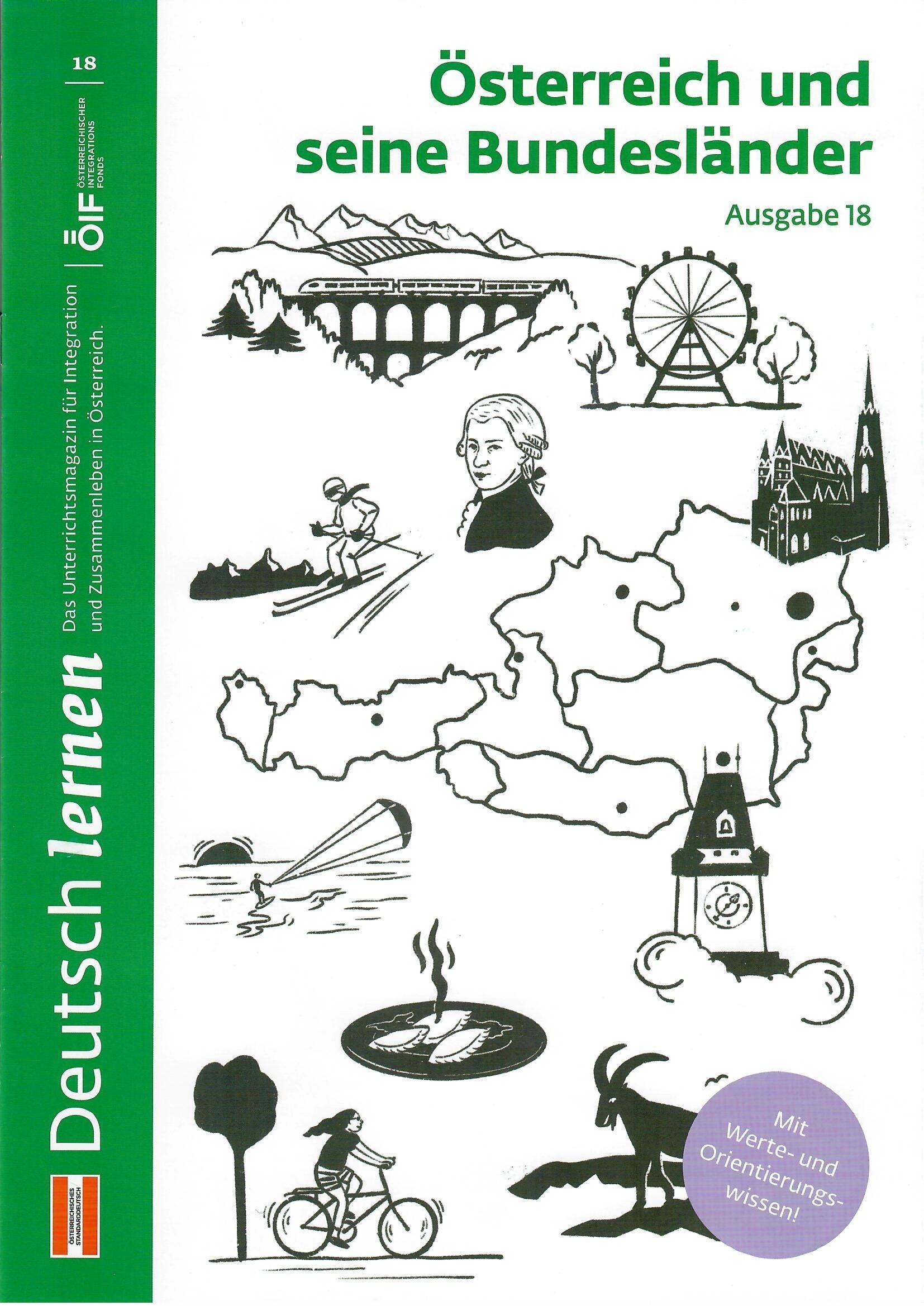 Unterrichtsmagazin Deutsch lernen Ausgabe 18