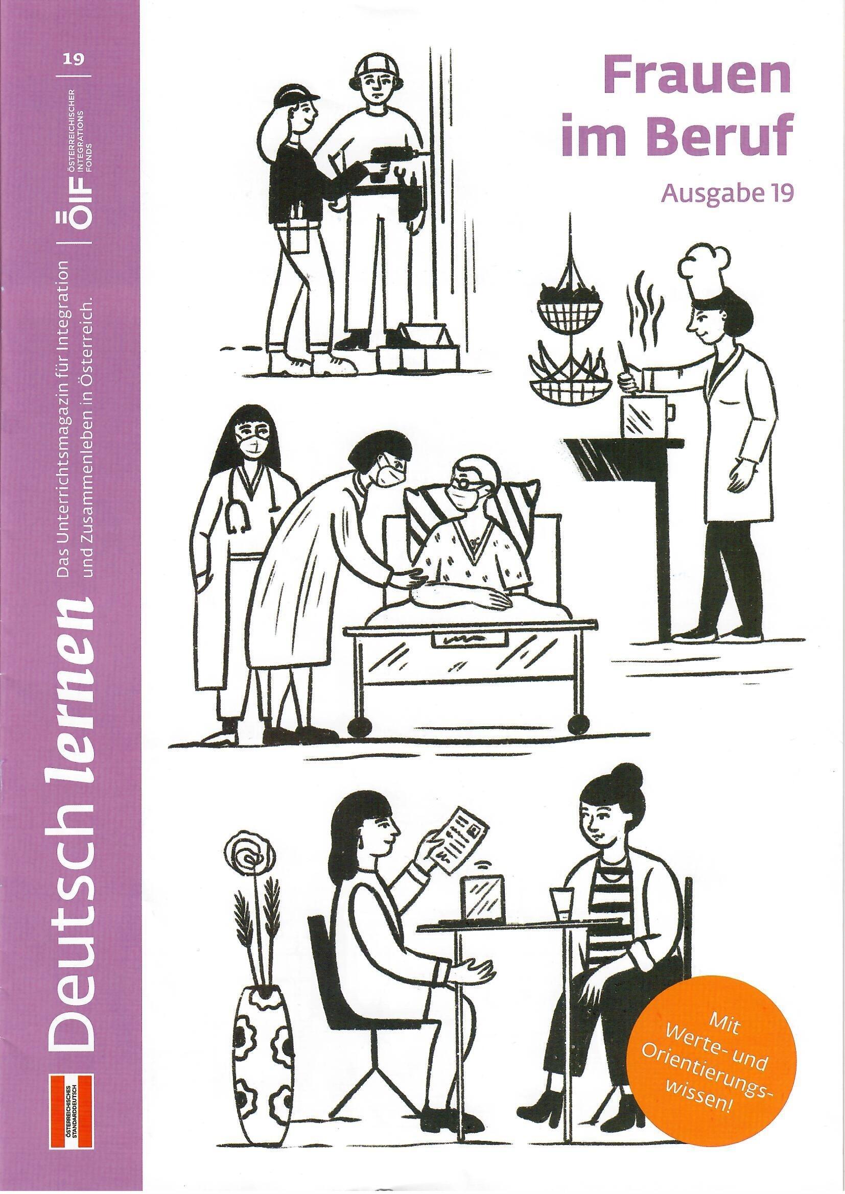 Unterrichtsmagazin Deutsch lernen Ausgabe 19