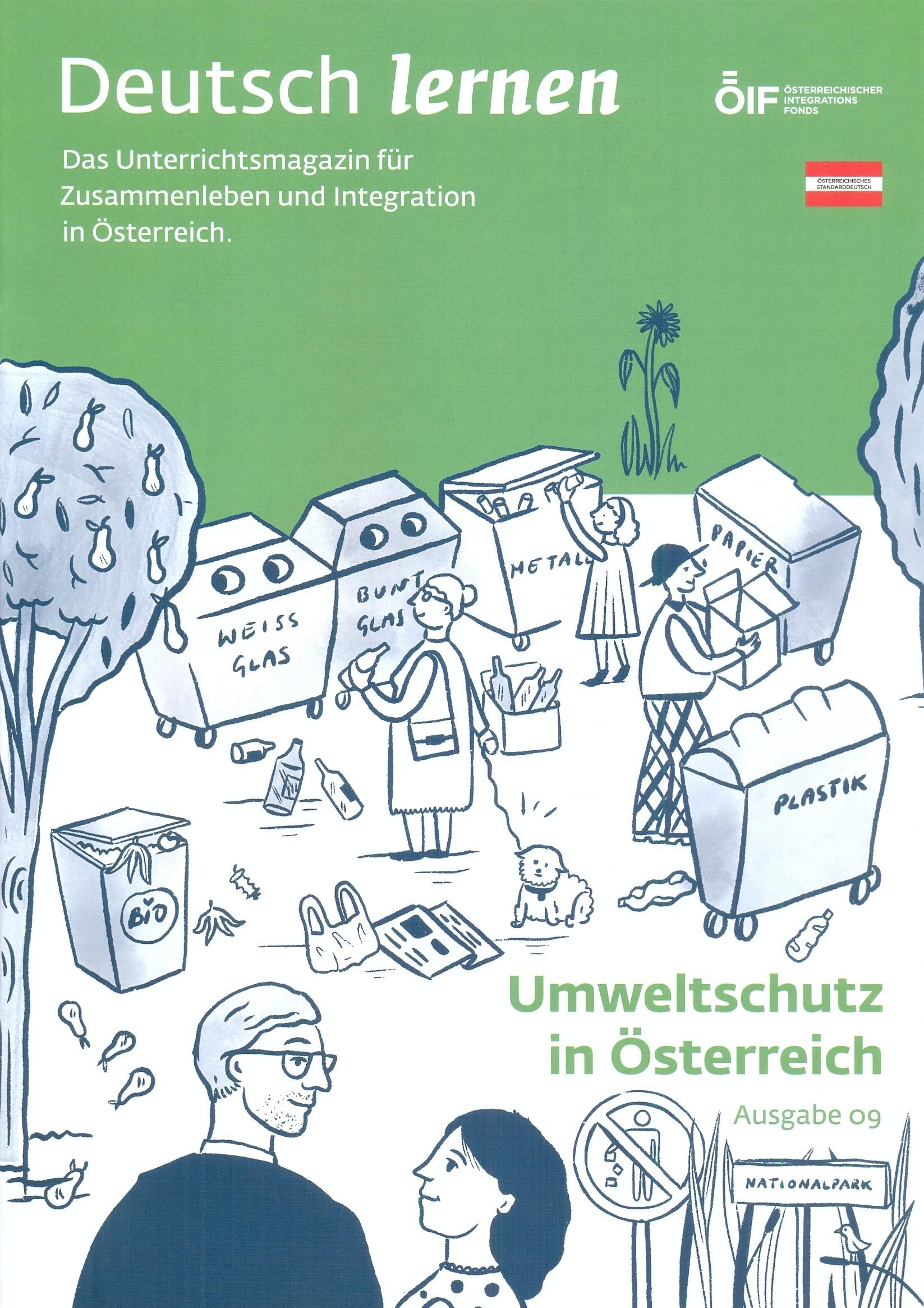 Unterrichtsmagazin Deutsch lernen Ausgabe 09