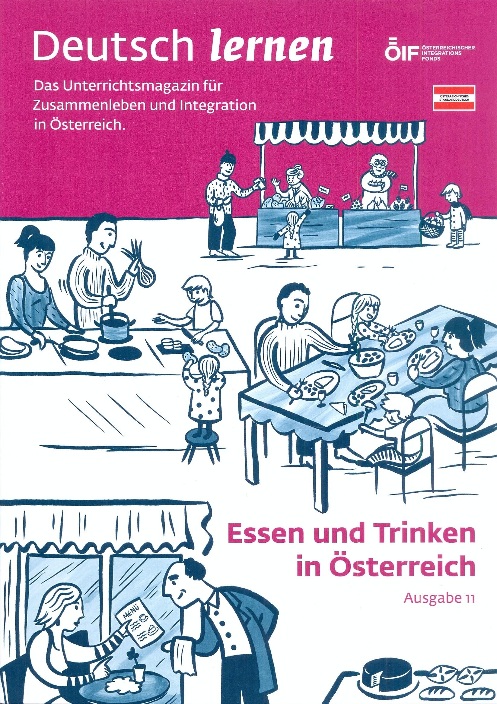 Unterrichtsmagazin Deutsch lernen Ausgabe 11