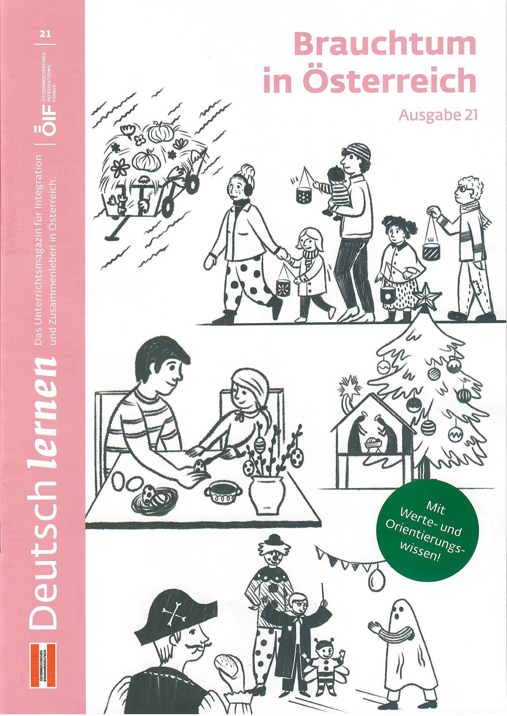 Unterrichtsmagazin Deutsch lernen Ausgabe 21