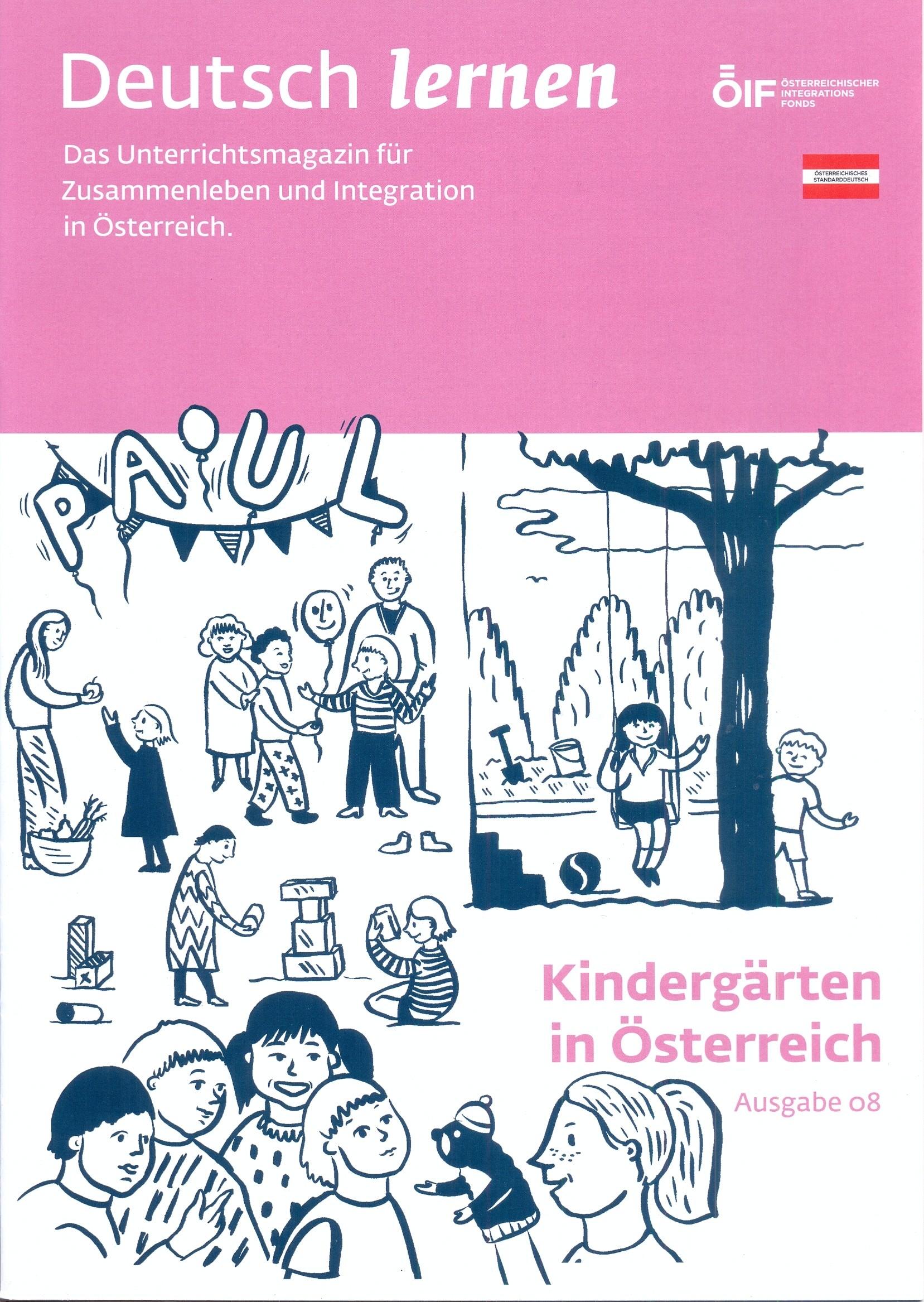 Unterrichtsmagazin Deutsch lernen Ausgabe 08