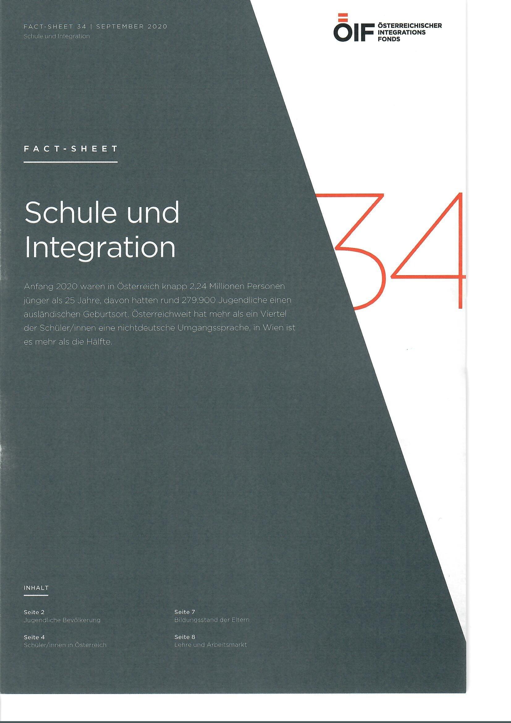 Schule und Integration