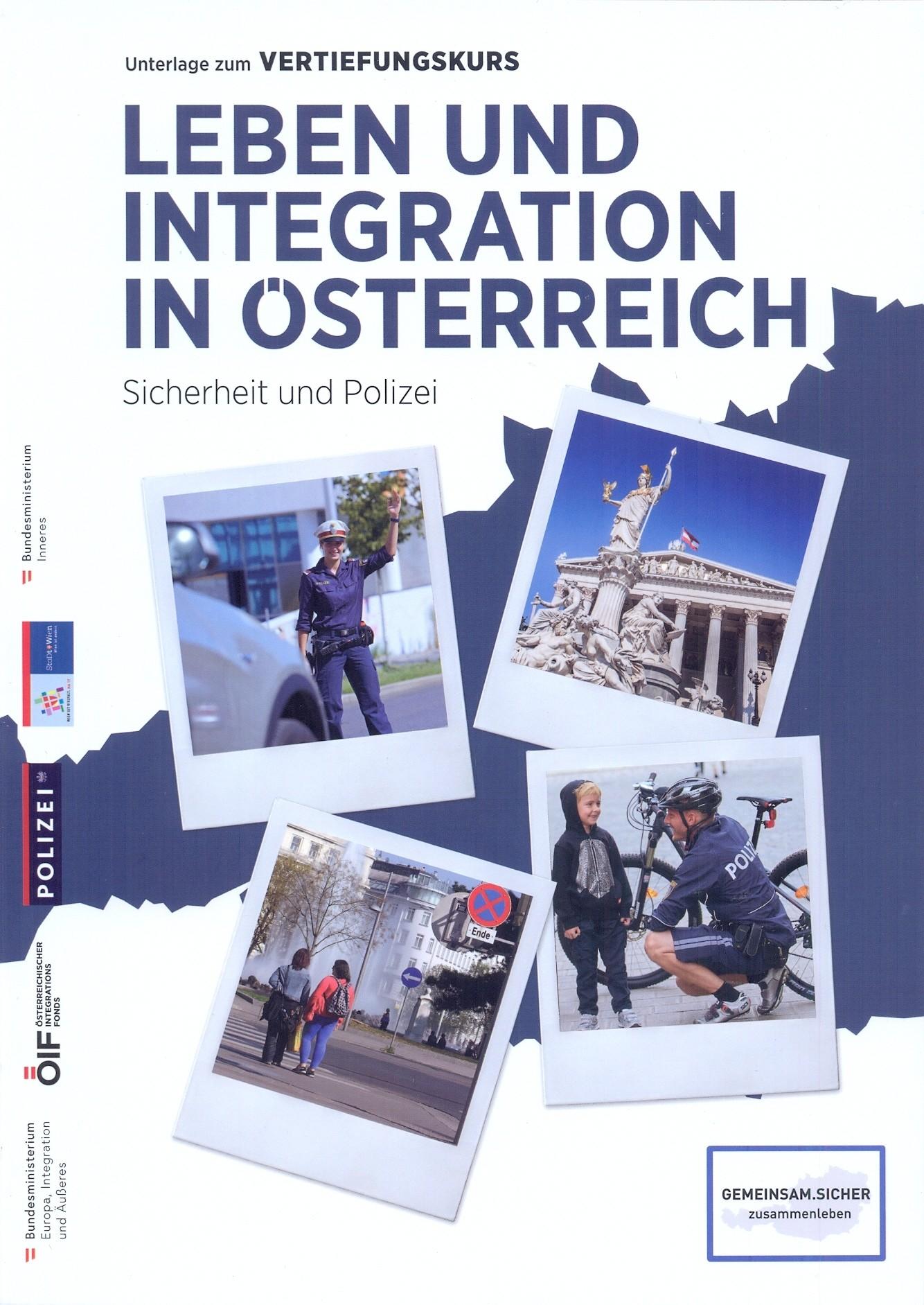 Leben und Integration in Österreich – Sicherheit/Polizei