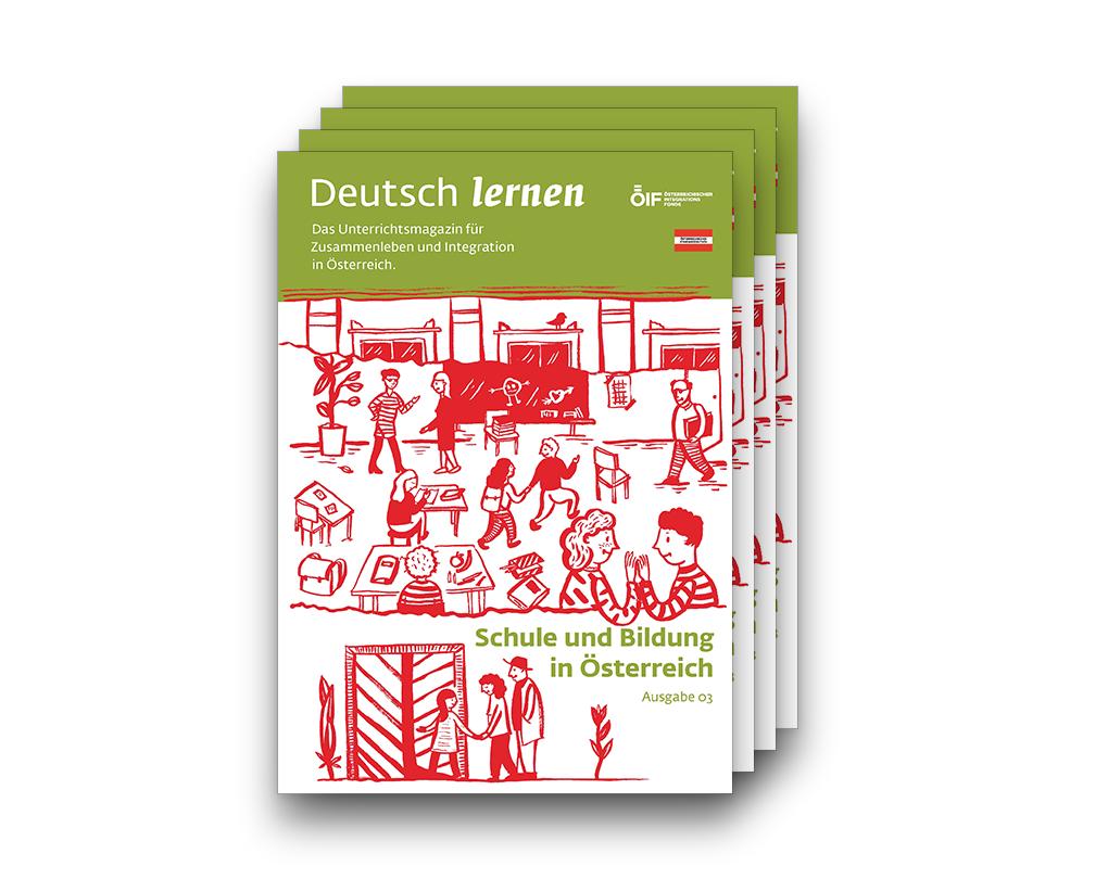 """""""Deutsch lernen"""" das Unterrichtsmagazin"""