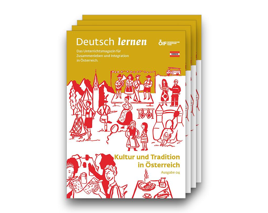 Unterrichtsmagazin Deutsch lernen Ausgabe 04