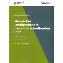 Islamisches Familienrecht in grenzüberschreitenden Ehen