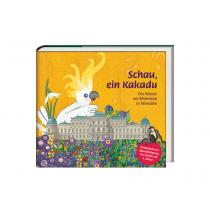Kinderbuch  'Schau, ein Kakadu'